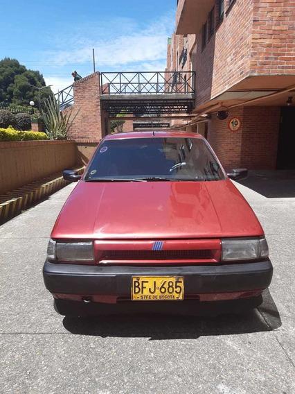 Fiat Tipo 1.5 Color Rojo 5 Puertas