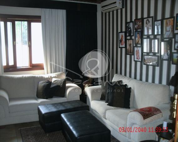 Casa Assobradada Para Venda Na Nova Campinas Em Campinas - Imobiliária Em Campinas - Ca00377 - 4505562