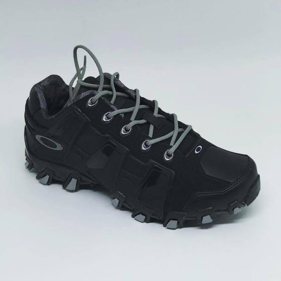Tênis Oakley Hardshell L3 Black / Grey