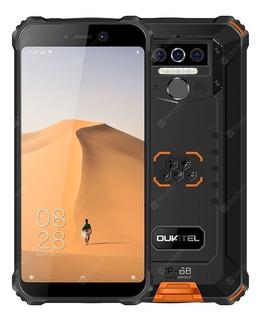 Smartphone Oukitel Wp5 4g 8000mah Ip68 E Ip69 Disponível