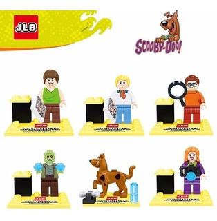Scuby Doo Minifiguritas