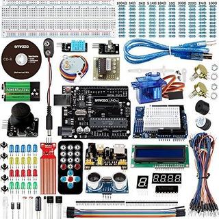 Kit Arduino Kit Básico Para Principiantes Ticotek