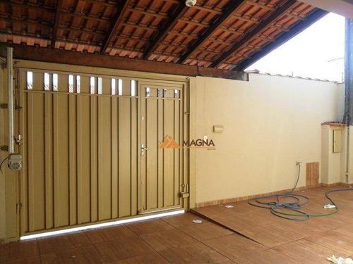 Casa À Venda, 90 M² Por R$ 180.000,00 - Residencial Vila Júlia - Jardinópolis/sp - Ca2270