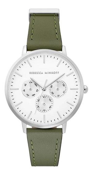 Reloj Rebecca Minkoff Dama Color Verde 2200335 - S007