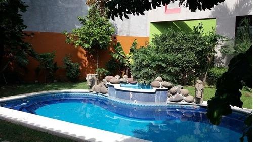Casa En Venta Al Sur De Cuernavaca. Brisas