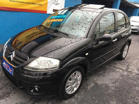 Citroën C3 1.6 16v Exclusive Flex Aut. 5p 2011