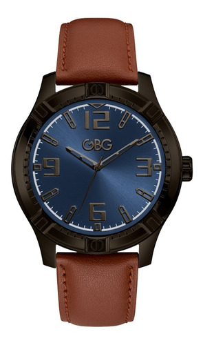 Reloj G By Guess Trainer Caballero G79108g1 Café
