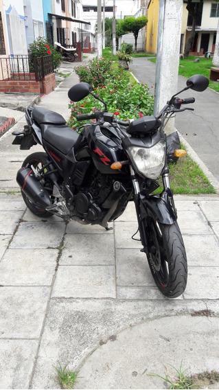 Yamaha Fz16 Modelo 2011 $ 3.450.000