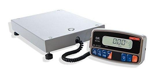 Bascula Electronica Para Paqueterias De 50 Kgs Sr-50 Torrey