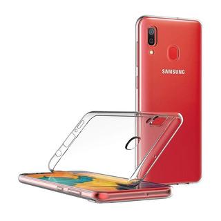 Funda Silicona Cristal Samsung A30 A50 J6 Plus