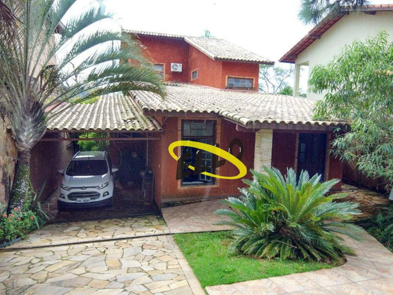 Casa Com 2 Dormitórios À Venda, 200 M² Por R$ 760.000 - Jardim Ipês - Cotia/sp - Ca4235