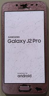 Samsung Galaxy J2 Pro-sm-j250m/ds (leia A Descrição).