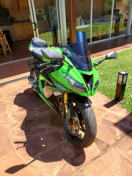 Kawasaki 636 Mod 2013