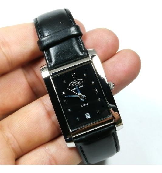 Reloj Piel Swiss Centenario Compañía Ford 2003 Aniversario