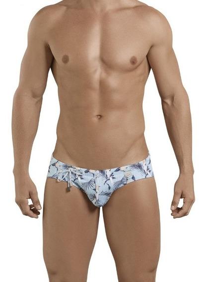 Traje De Baño Para Hombre Marca Clever. Modelo: Cockatoos Swimsuit Brief