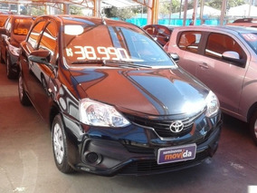 Etios 1.3 X 16v Flex 4p Manual 41689km