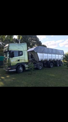 Scania Top Line R420 124 L