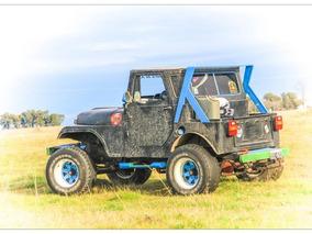 Jeep Ika Chapa Único Modelo 60 Motor Falcón 188