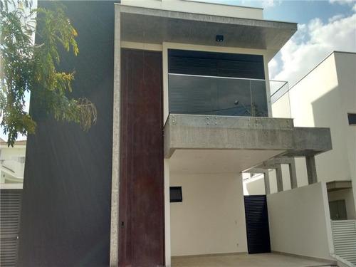 Sobrado Com 4 Dormitórios À Venda, 285 M² Por R$ 1.710.000 - Condomínio Mont Blanc - Sorocaba/sp, Próximo Ao Shopping Iguatemi. - So0025 - 67639707