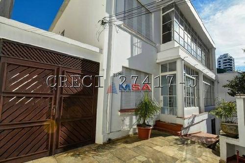 Imagem 1 de 28 de Casa À Venda, 200 M² Por R$ 2.460.000,00 - Higienópolis - São Paulo/sp - Ca0894