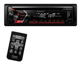 Radio Pioneer Usb 1050 Mixtrax Cd Player Mp3 Promoção