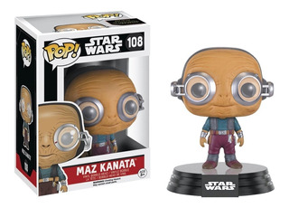 Star Wars Maz Kanata Funko Pop! Force Awakens 108
