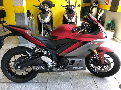 Yamaha R3 20/20 Sem Uso