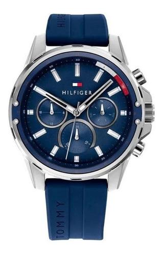 Reloj Tommy Hilfiger Hombre Deportivo Azul 1791791