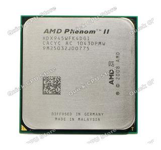 Procesador Amd Phenom Ii X4 945 3ghz Quad-core Hdx945wfk4dgm