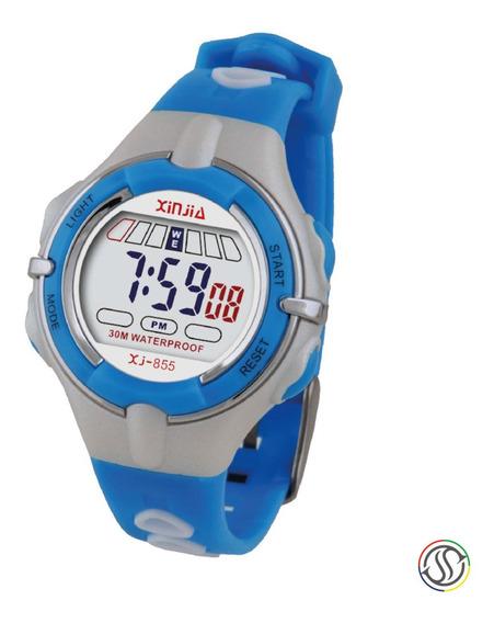 Relógio Xinjia Xj-855 Sport Original