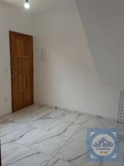 Casa Com 2 Dormitórios À Venda, 67 M² Por R$ 234.000 - Catiapoa - São Vicente/sp - Ca0990