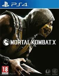 Mortal Kombat X Ps4 Digital
