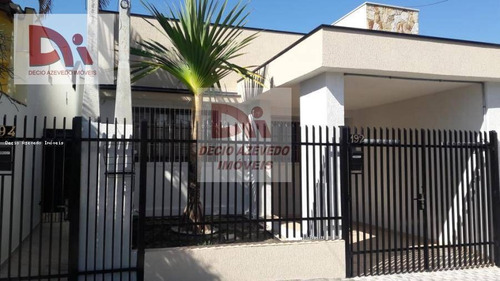 Casa Com 4 Dormitórios À Venda, 100 M² Por R$ 742.000,00 - Vila Jaboticabeira - Taubaté/sp - Ca0103