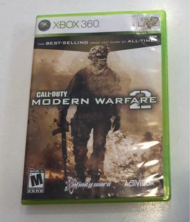 Juego Xbox 360 Modern Warfare 2