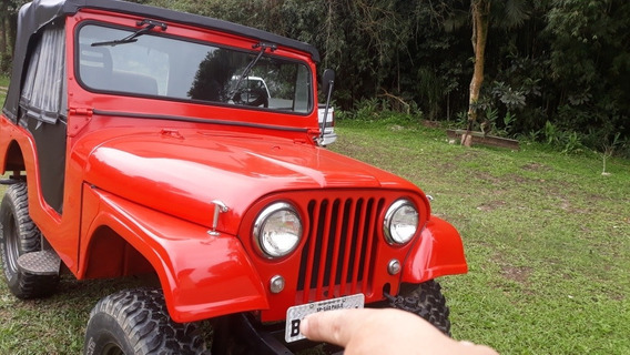 Willys Jeep Willys 6 Cil