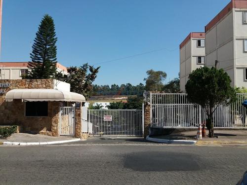 Apartamento À Venda Em Parque Residencial Vila União - Ap242405