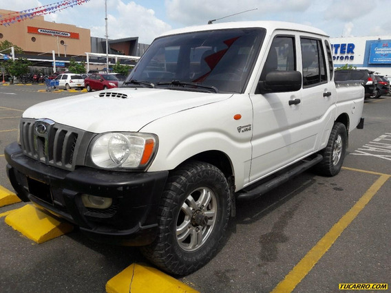Mahindra Pick Up Pick Up