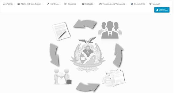 Sistema De Envio De Informações Ao Tribunal De Contas