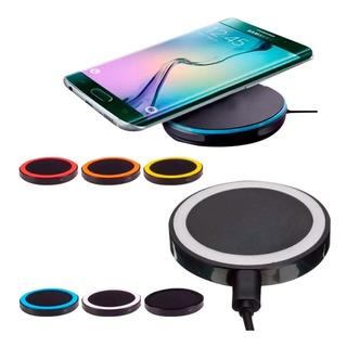 Cargador Inalambrico Wireless Celulares Samsung LG Nokia