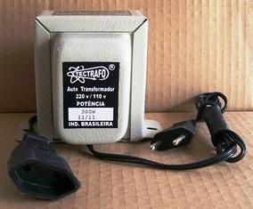 Auto Transformador Tectrafo 220/110v 300w 11/11