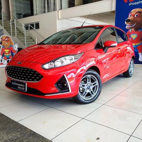 Ford New Fiesta Sel 1.6 Flex