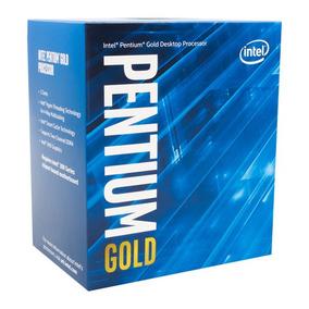 Procesador Intel Pentium Gold G5400 Lga 1151 8va Gen Ticotek