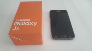 Celular Samsung J5 Preto