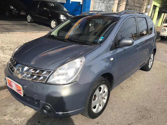 Nissan - Livina Sl Automático 1.8 - 2012