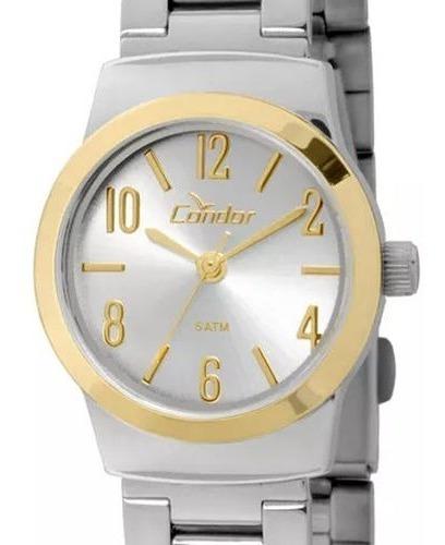Relógio Condor Feminino - Promoção 50% Off - Mod Co2035klx