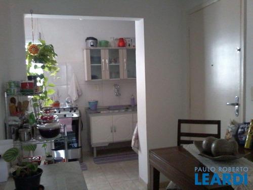 Imagem 1 de 9 de Apartamento - Santa Cecília - Sp - 566579