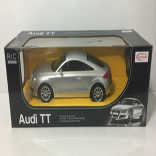 Auto Escala A Control Remoto Rastar Audi Tt 1:24 Sud 30700