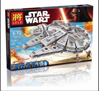 Lego Star Wars Nave Halcon Milenario