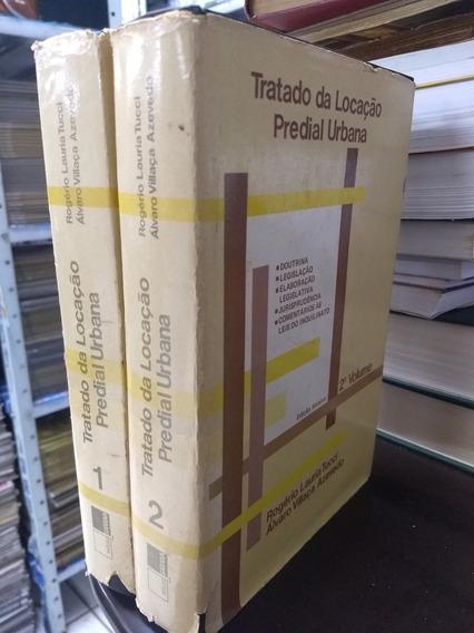 Tratado Da Locação Predial Urbana Rogério Tucci Álvaro Villa