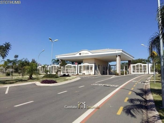 Terreno Condomínio Fechado Holambra - Tc0080-1